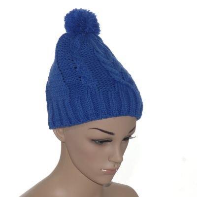 Icepeak levi knit cap bonnet d'hiver 658824579–350–taille unique-bleu - 12/13