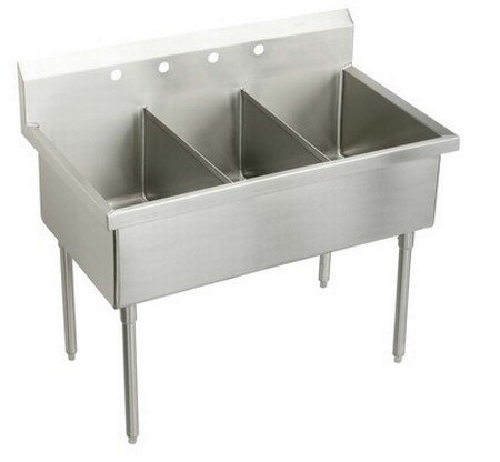 Why Should You Buy Elkay SS8372LROF6 Commercial Sink Lustrous Satin Finish