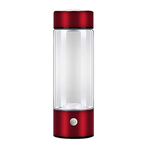 Akin Bouteille d'eau à hydrogène portable - Générateur d'eau ionisée rechargeable par USB - 3 min