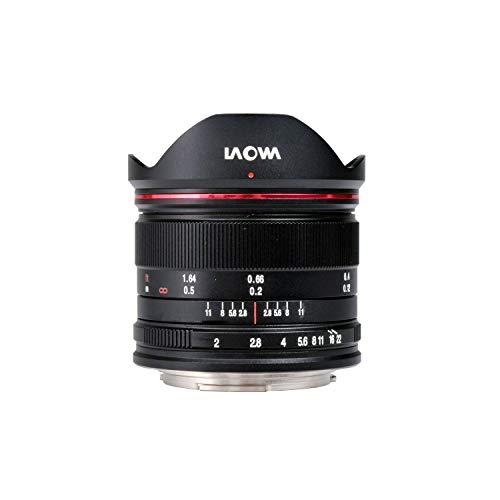 LAOWA 7.5mm f/2 MFT Light Weight Version BK(ブラック) マイクロフォーサーズ用 LAO0025【国内正規品・直営ストア限定販売 】