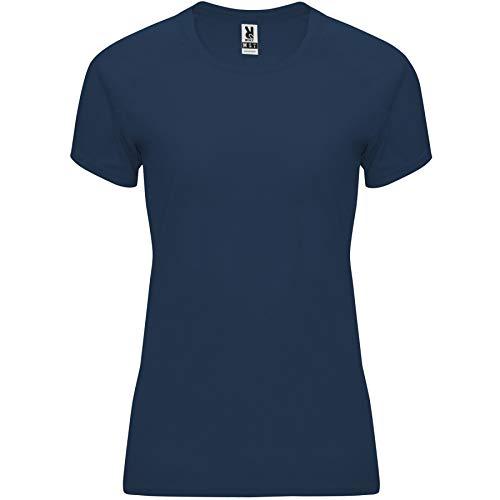 ROLY Camiseta Bahrain 0408 Mujer Azul Marino 55 S
