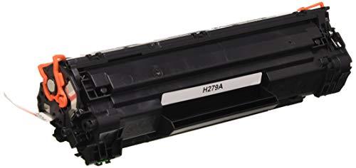 Tóner CF279A Compatible con HP Laserjet Pro M12A M12W MFP M26A M26NW 79A, Capacidad de 1000 páginas