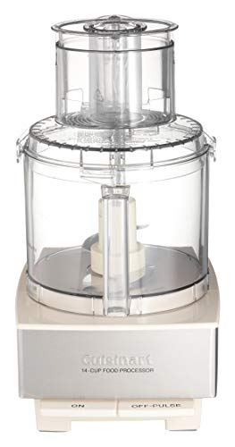 Cuisinart DFP-14CGRY 14-Cup Food Processor, Light Grey
