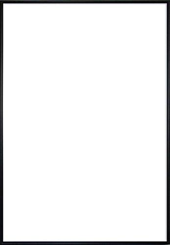 Close Up® Posterrahmen 68 x 98 cm, Wechselrahmen, schwarz mit PVC Scheibe