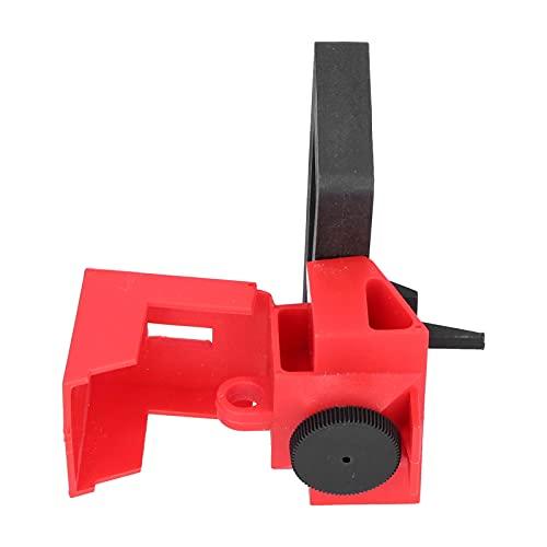 Blocco di sicurezza elettrica, blocco dell'interruttore automatico Resistente all'usura per interruttori automatici scatolati con larghezza della maniglia entro 72 mm