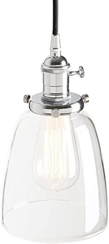 HEZHANG Lámparas Colgantes Lámparas de Lámparas Industriales Vintage Edison Edison Colgante Colgante...