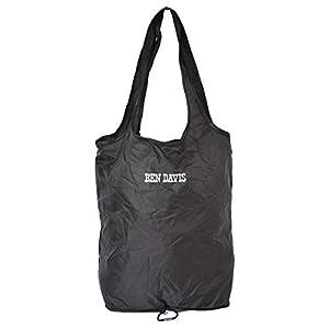 [ベンディビス] BEN DAVIS エコバッグ 折りたたみ コンパクト メンズ 軽量 パッカブル 15L マチ広 トートバッグ