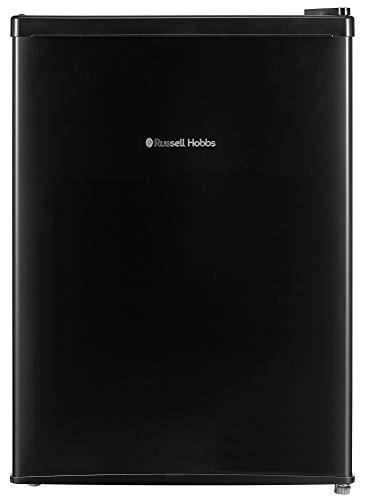 Russell Hobbs RHTTF67B Puertas reversibles de 66 litros A + Mini refrigerador de sobremesa, negro