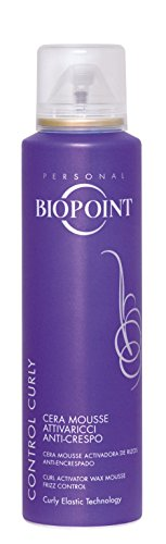 Biopont Control Curly Cera Mousse Attivaricci - 150 ml.