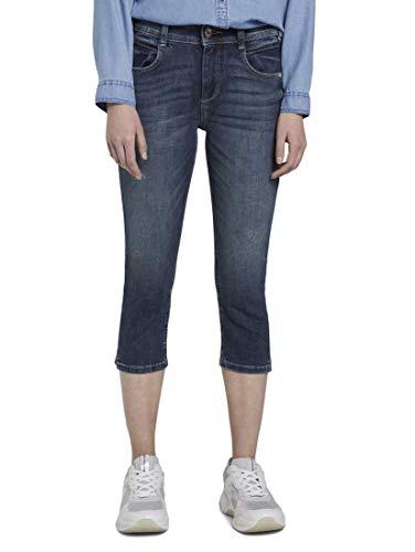 Tom Tailor Kate Capri Pantalones para Mujer