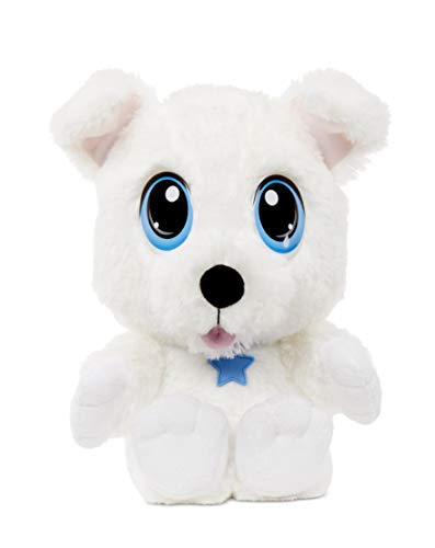 Rescue Tales Cuddly Pup Maltese Soft Plush Pet Toy