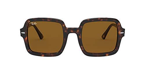 Ray-Ban 0RB2188F-53-902-33 Gafas, 129031, 53 para Hombre