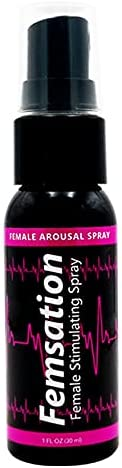 Max 43% OFF Adult Sex Toys Femsation Sale Female Bottle 1oz Spray Stim