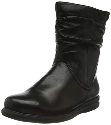 Caprice Damen 9-9-26444-25 Stiefelette, Black Soft NAP, 38 EU