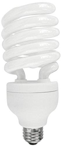 Westinghouse Lighting 3791900 42 Watt Twist CFL Daylight High Wattage Light Bulb with Medium Base