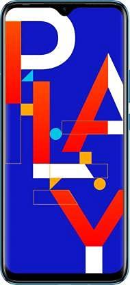 Infinix Hot 10 Play 3/32 Blue
