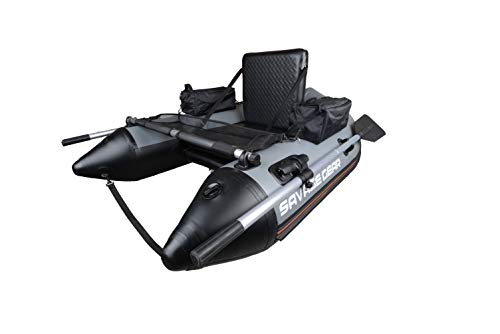 Savage Gear The Flagship US-SG High Rider Float Tube w/Oars...