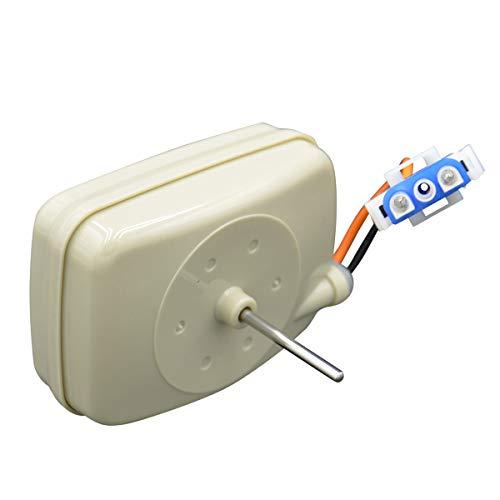 ATMA WR60X10141 Refrigerator Evaporator Motor WR60X10138 WR60X10346 WR60X10072 WR60X10046 WR60X10045 WR60X10141 SM10141 Fits for GE General Electric Sears Kenmore Hotpoint