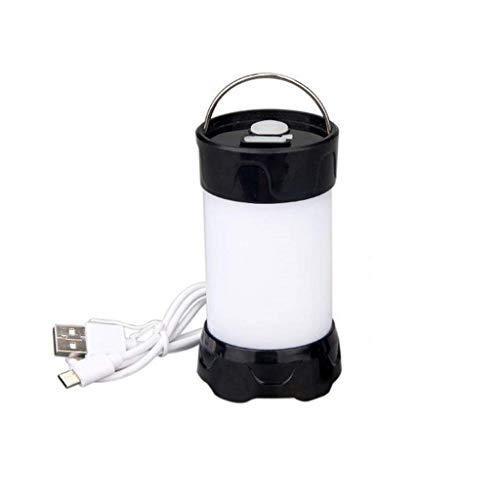 HHJJ SFBWNHK Linterna LED portátil plegable para tienda de campaña, linterna magnética, impermeable al aire libre, camping, pesca, uso LAMP-32293Z6W2H