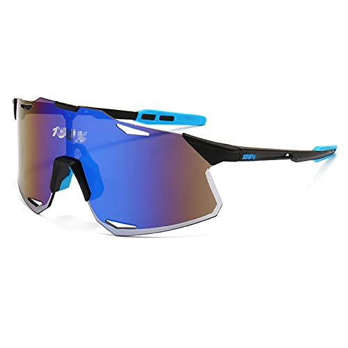 ACJB Gafas de Ciclismo Gafas de Sol Deportivas para Hombres Gafas de Sol para Mujeres, Gafas de Sol Deportivas para Ciclismo Senderismo Pesca Golf Correr