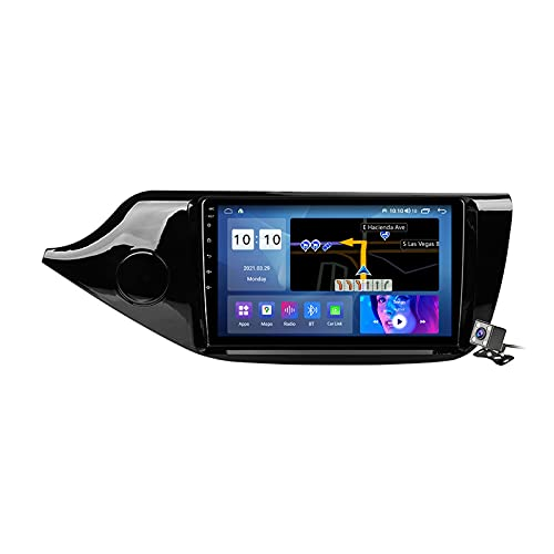 Gokiu Android 11 Radio estéreo para Coche con 9 Pulgadas Pantalla Táctil para KIA Cee'd CEED JD 2012-2016 Soporta Bluetooth FM Am RDS Radio/Navegacion GPS/Carpaly (Cámara de Respaldo),M600s
