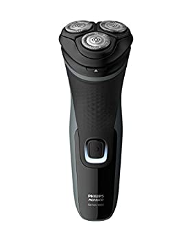 Norelco Shaver 2300 Rechargeable Electric Shaver with PopUp Trimmer S1211/81 Black 1 Count
