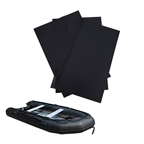 3 Piezas Parches para Kayak inflables, Kit de Parches de PVC para...