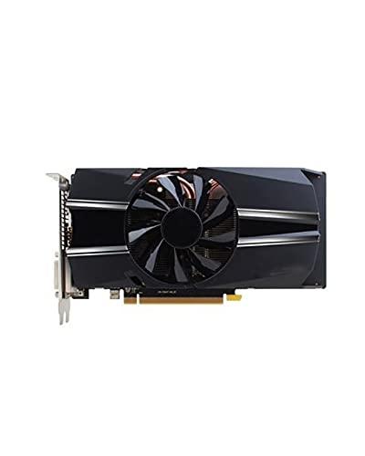 GUOQING Sistema de refrigeración sin Ventilador Apto Fit For Sapphire R7 260X 1GB GPU Apto Fit For AMD Radeon R7260X, Juego de Ordenador y PC
