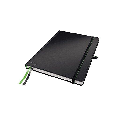 Leitz 44720095 Complete Notizbuch (A4, liniert) schwarz