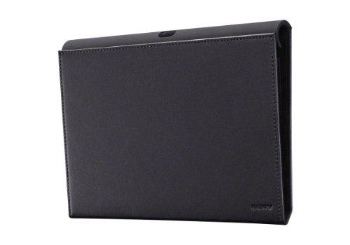 Sony SGP-CV1 Leder Schutzhülle für Sony Tablet S schwarz