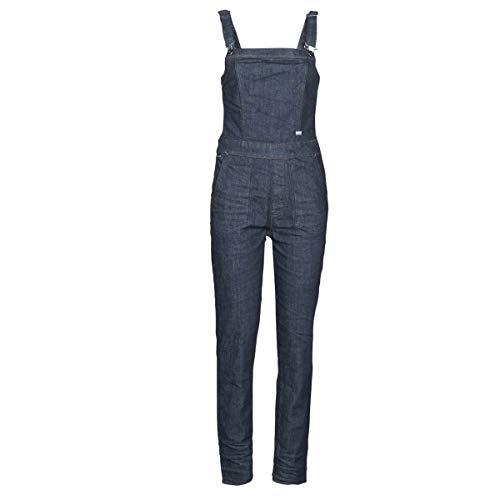 G-STAR RAW Eyevi Slim Jumpsuit Wmn Overalls/Latzhosen Damen Blau - XS - Overalls/Latzhosen Dress