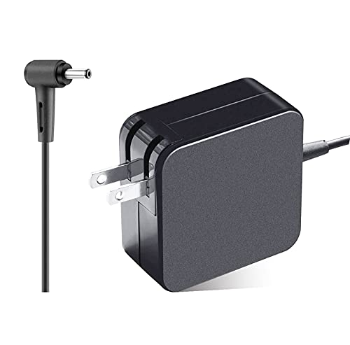 45W 33W Laptop Charger Adapter for Asus UX360C X553M Q302 Q302L Q302LA Q302U Q302UA Q303 Q303U Q303UA Q304 Q304U Q304UA Q503 ZenBook AD883J20 AD890326 Adapter Power Supply Cable 19V 2.37A