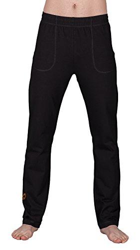 Sonnengruss Yogahose Herren (106, schwarz)