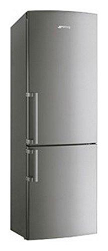 Smeg FC336XPNF1 Libera installazione 334L A+ Acciaio inossidabile frigorifero con congelatore