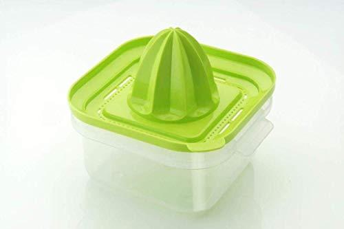 Etcom Hand Press Juciers Plastic Manual Orange/Sweet Lime Juicer Squeezer (Color May Vary)- 1 Pc's