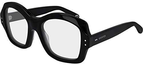 Gucci GG0624S BLACK/UVA UVB TRANSPARENT PROTECTION 57/20/145 men Sunglasses
