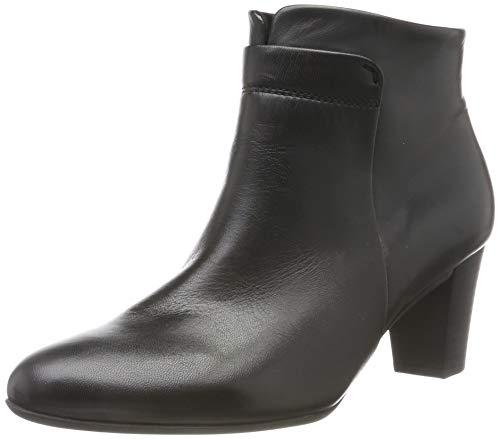 Gabor Damen Comfort Fashion Stiefeletten, Schwarz (Schwarz (Micro) 57), 38.5 EU