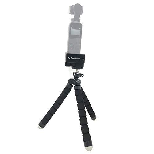 Mini Stand Base Mount Adapter Accessoires Statief Selfie Stick Extension Fxed Beugel voor DJI Nieuwe Zak, Voor DJI Drone Accessoires