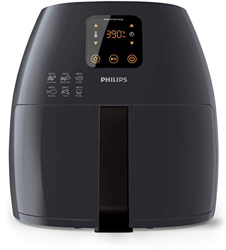 Philips Kitchen Avance XL Digital Airfryer, X-Large, Grey