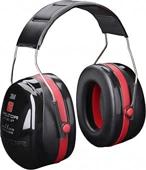 Unbekannt Peltor Optime III - Protectores auditivos (Certificado EN 352-1, 35 dB)
