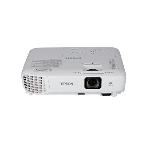 Epson EB-W05 Videoproiettore WXGA 3LCD, HDMI, 3.300 Lumen, Contrasto 15.000:1, WI-FI opzionale, Lampada UHE di Lunga Durata, Immagini fino a 320'