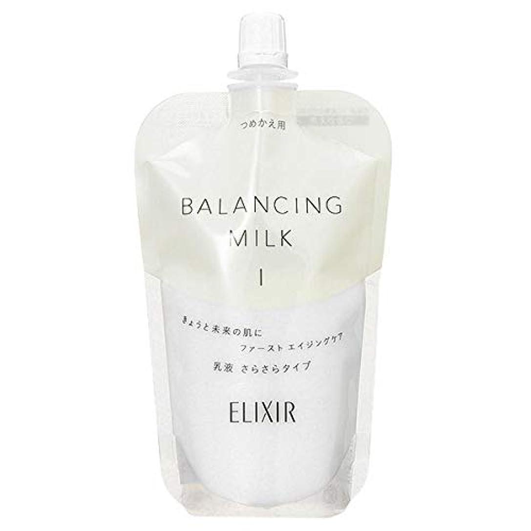 エンティティ細胞土シセイドウ 資生堂 エリクシール ルフレ バランシング ミルク (つめかえ用) 110mL II とろとろタイプ (在庫) [並行輸入品]