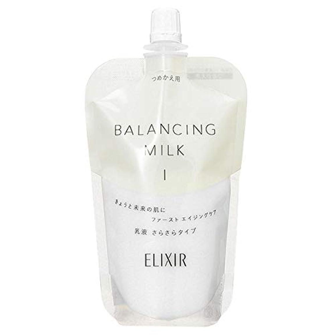 重量強度ズボンシセイドウ 資生堂 エリクシール ルフレ バランシング ミルク (つめかえ用) 110mL II とろとろタイプ (在庫) [並行輸入品]