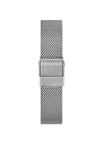 Daniel Wellington Unisex Erwachsene Edelstahl Uhrenarmband DW00200193