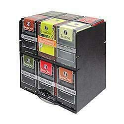 Best Prices! MRNJLWZLC3L - Adjustable Plastic Pod Rack with Swivel Base for Keurig Pod Boxes