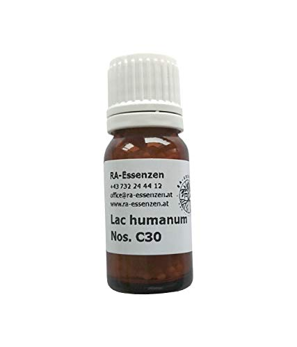 Lac humanum Nos. C30, 10g Bio-Globuli, radionisch informiert - in Apothekenqualität