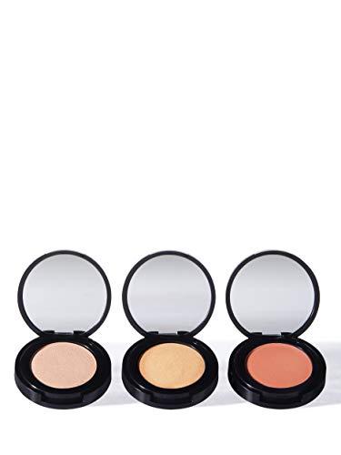 Amazon-Marke: find. Sunset Beauty - Lidschatten-Trio (n.13, n.14, n.15)
