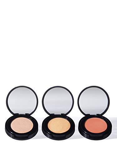 FIND - Sunset Beauty - Lidschatten-Trio (n.13, n.14, n.15)