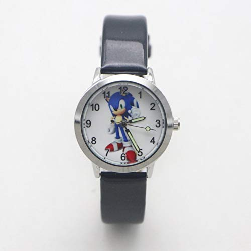 Sonic The Hedgehog Gift New Arrival Children Fashion Sonic Wristwatch for Boys Girls Gifts Simple Student Kids Watch Clock Relogio KOL