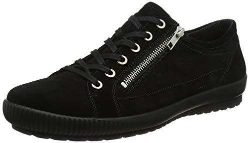 Legero Damen Tanaro Sneaker, Schwarz (Black 00), 40 EU